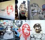 Ears street art