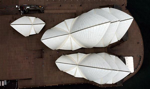 Sydney Opera House plans, Editorial, world architecture news