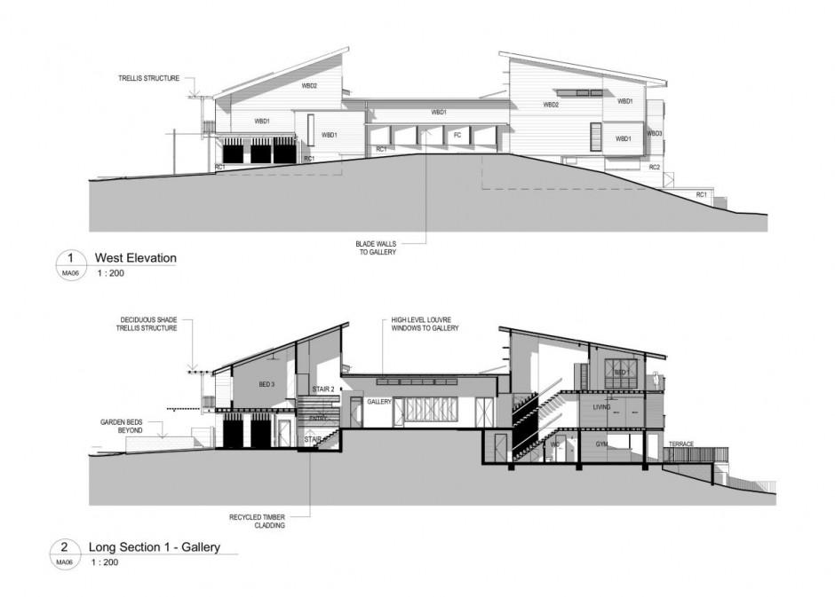 Ecohouse By Riddel Architecture Brisbane Design