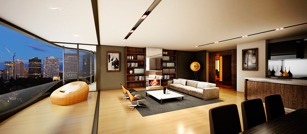 Eliza apartments design revolution australia for Apartment design nsw
