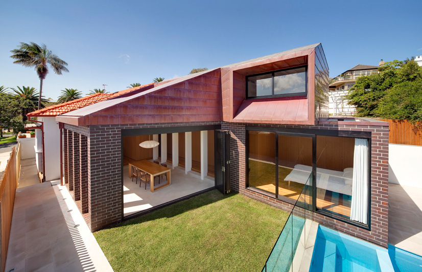Pleasing House In Watsons Bay By Super Colossal Sydney Design Largest Home Design Picture Inspirations Pitcheantrous