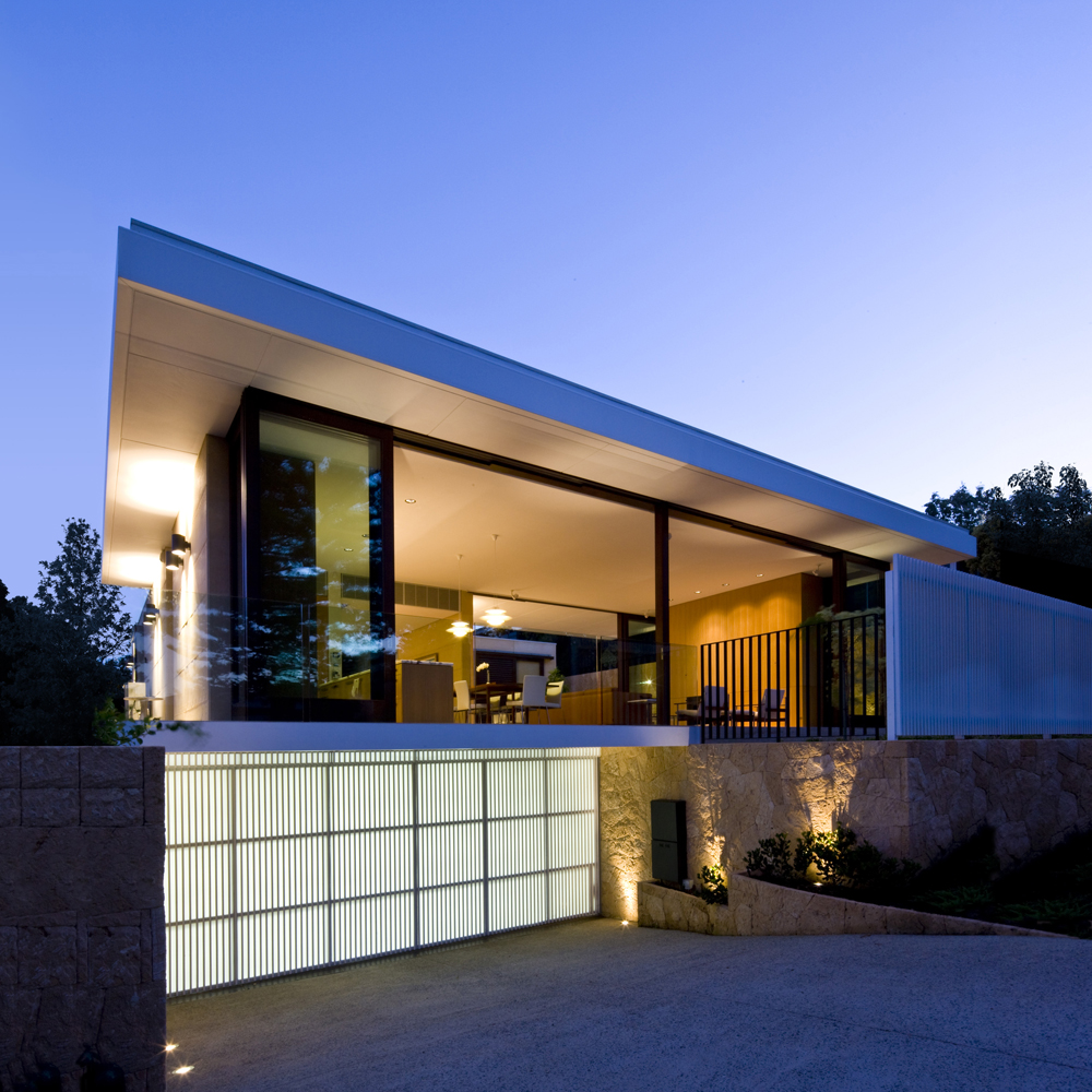 Contemporary Home Design: COASTAL HOUSE By BATES SMART, PERTH