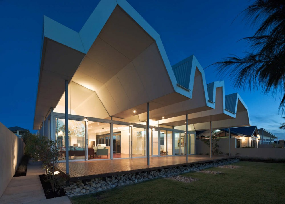 House in florida beach western australia by iredale for Beach house designs western australia
