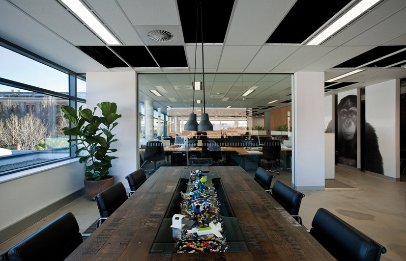 interior design for leo burnett sydney by hassell design ForInterior Design Agency Sydney