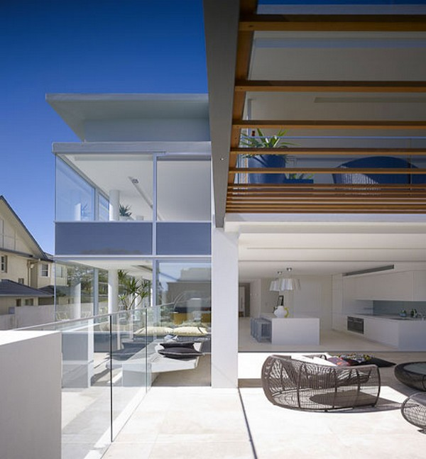 HOUSE IN BELLEVUE HILL SYDNEY Design Revolution Australia - Bellevue hill house