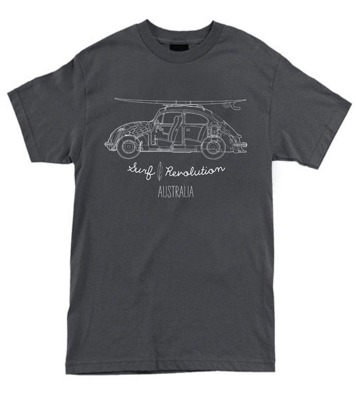 Surf t shirts design revolution australia Design t shirt australia