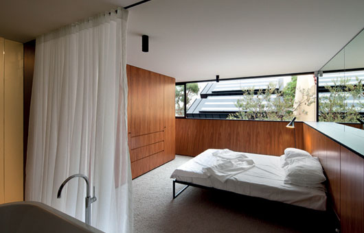 Skylight House By Chenchow Little Architects Sydney