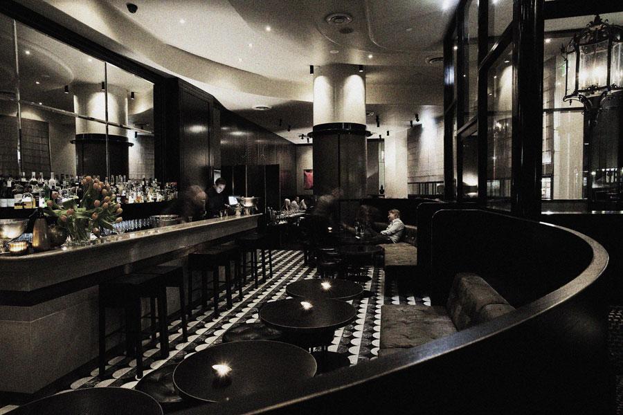 Sepia restaurant sydney design revolution australia for Australian cuisine restaurants sydney