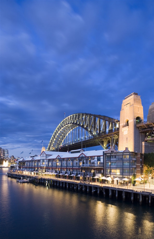 Pier One pier one the rocks sydney australia