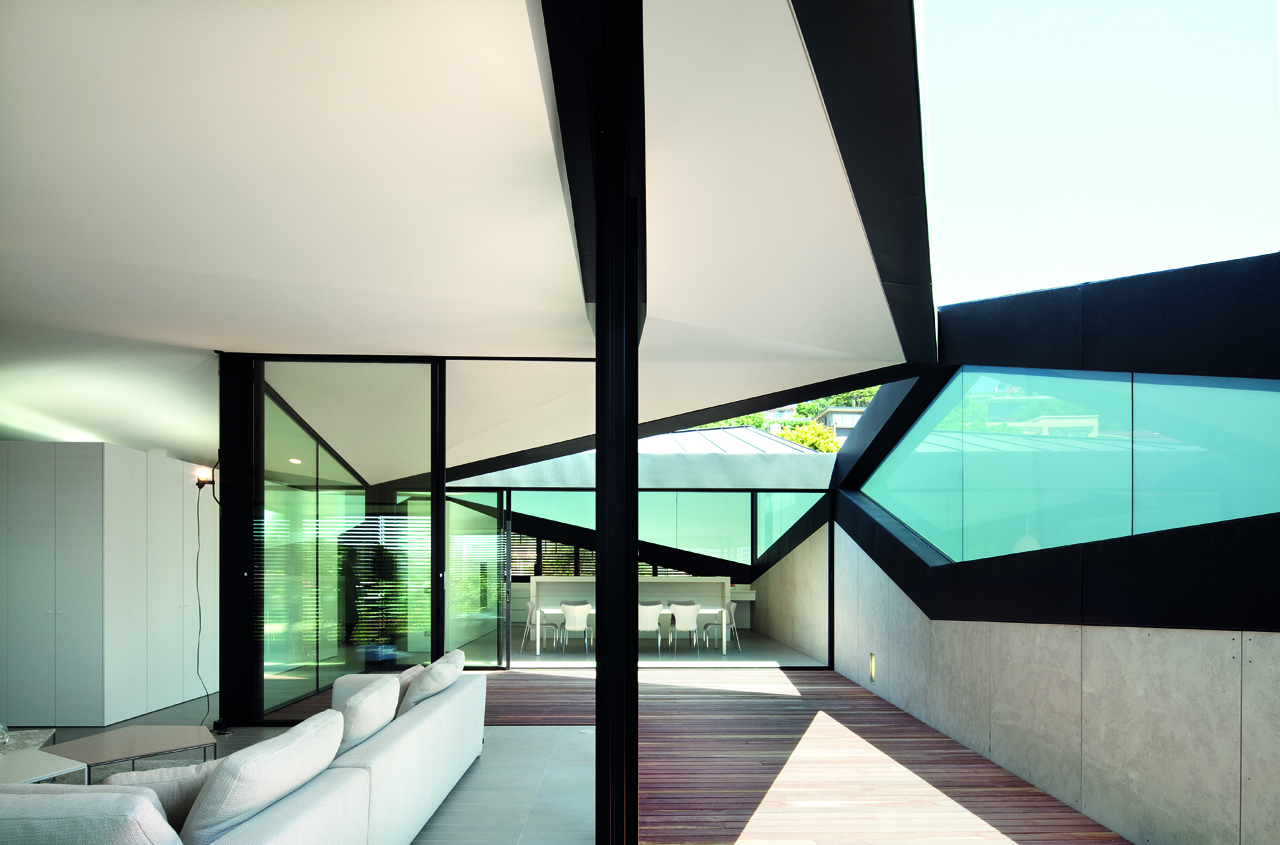 PITCHED ROOF HOUSE by CHENCHOW LITTLE ARCHITECTS, Sydney ...